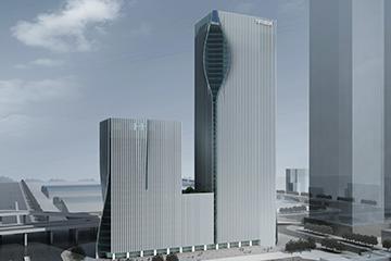 深圳能源国际能源大厦建设管理分企业1