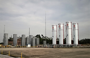 惠州市城市燃氣發展有限公司2
